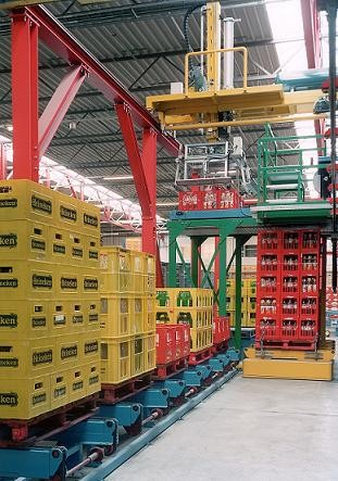 Van Riet Material Handling Systems b.v. Palletlift