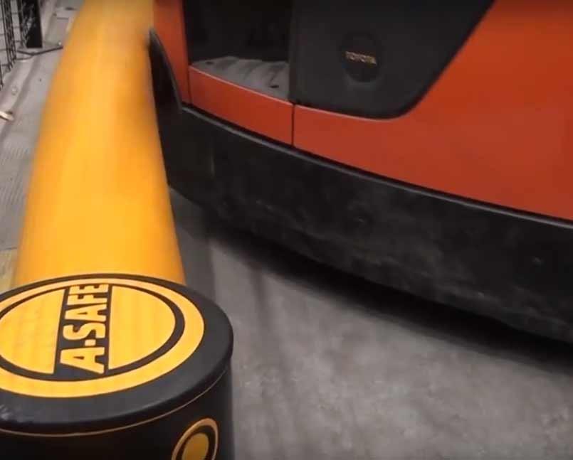 A-Safe rust warehouse van NSK uit met diverse beveiligingen