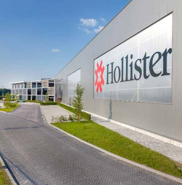 Hollister Incorporated investeert in automatisering van Inther