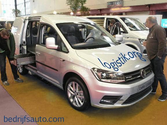 Volkswagen Caddy Maxi 1.4 TSI 92kW benzine