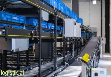 Ansorix bouwt geautomatiseerd magazijn in Zürich