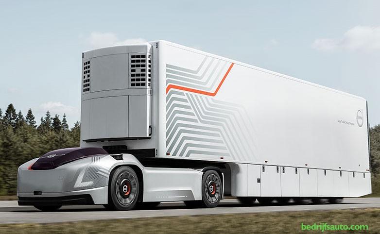 Volvo verrast met chauffeurloos elektrisch transportconcept