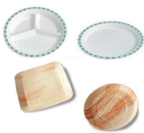 Andere materialen kunnen plastic in disposables vervangen