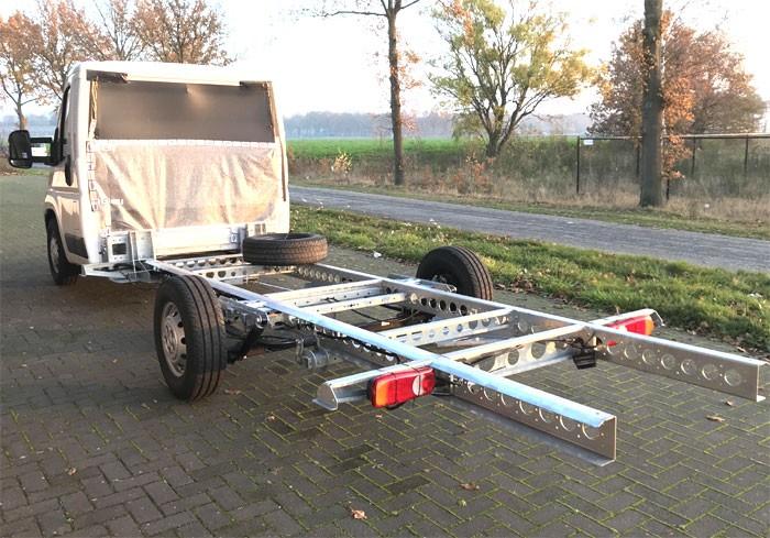 Coxx X-Low chassis voor bloemenbak