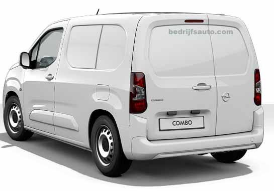 Opel Combo L1H1 1.6 CDTi 55kW / 1.6CDTi 73kW / 1.5Diesel 96kW