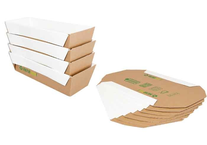 Thimm / Nette Papier Corrugated cardboard baking shells