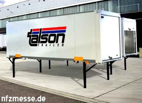 Talson T.SWAU — Aluminium Wechselbrücke