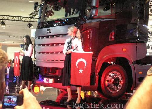 TURNL Logistics: Groupage trucking Nederland - Turkije vv