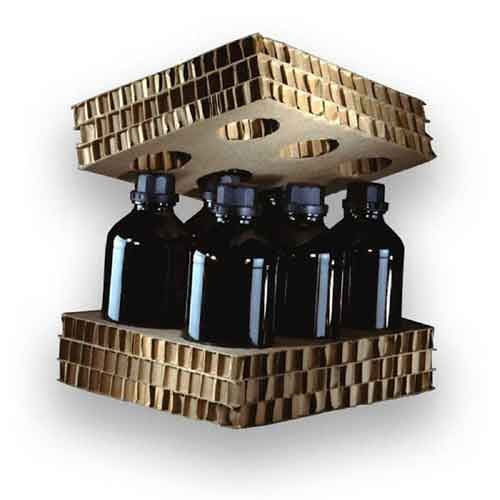 SmurfitKappa Hexacomb honingraatverpakkingen