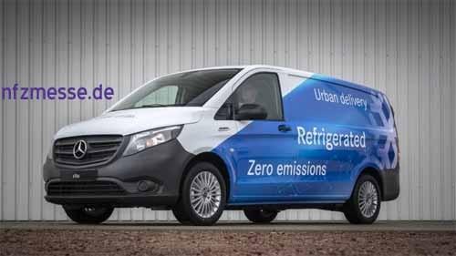 Mercedes-Benz eVito Polarfuchs