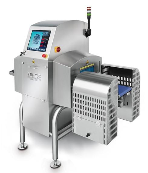 Pen-Tec X-ray/Controlesysteem