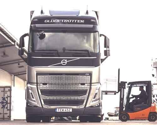 Volvo Trucks vernieuwt de FH