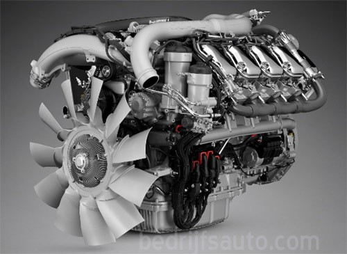 Scania komt met nieuwe V8: 530 - 590 - 660 - 770 pk
