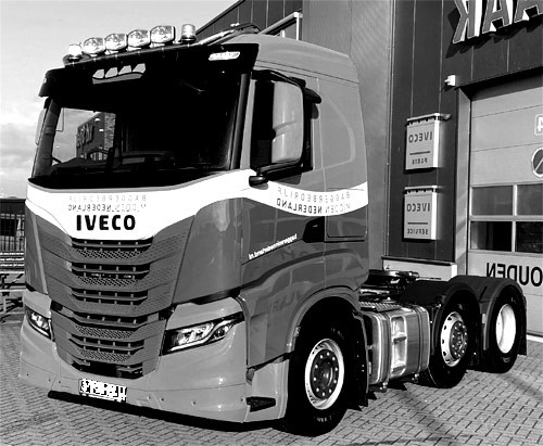 Iveco S-Way AS440S51 TX/P