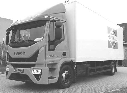 Iveco - Saxas Eurocargo ML160E22
