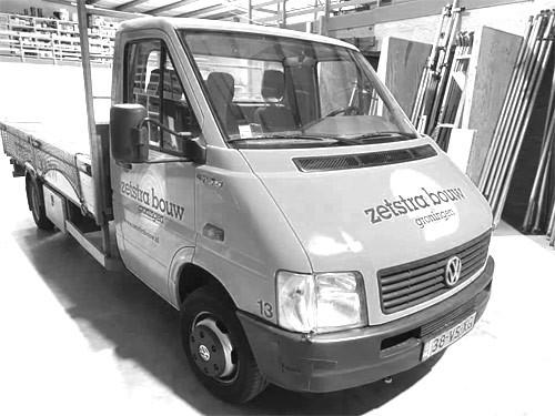Volkswagen LT46A pickup (2000)