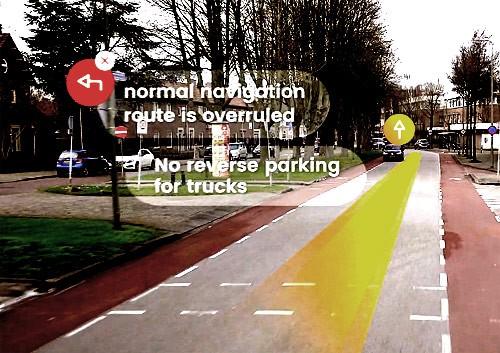 Trimble gaat samen met Simacan chauffeurs nauwkeurige navigatie aanbieden