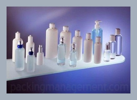 SGD VG Emballage bottles and jars for cosmetics