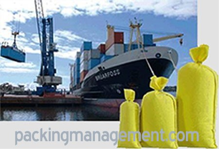 Master Dry Desiccant for container transport