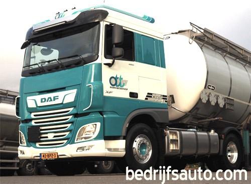 DAF XF 480 FT 4x2 — ADR-Zugmaschine