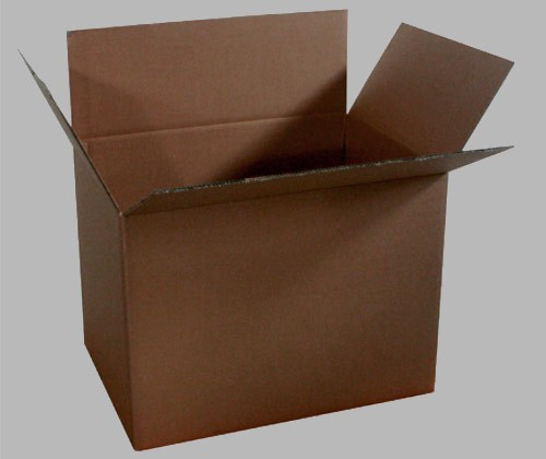 Pallet box double-wall corrugated cardboard 118 x 77 x 67 cm