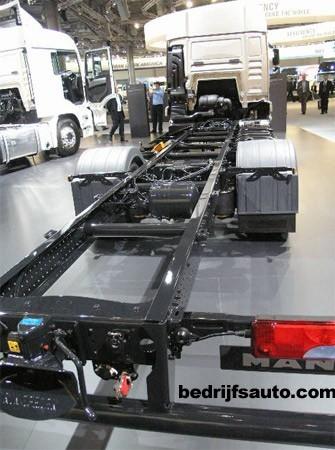 MAN TGL 12.250 4x2 chassis