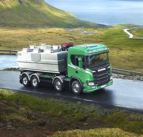 Scania G500 8x4
