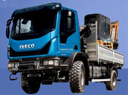 Iveco Eurocargo Off Road ML150E22W / ML150E25W / ML150E28W