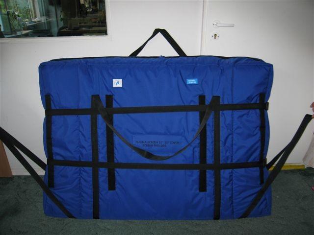 Flat screen covers — Transport cover De Luxe