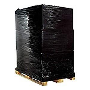 ECOvation stretch film black 50 x 300 m 23mu