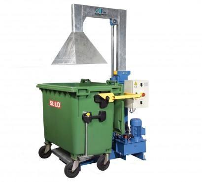 Austropressen Conpress — waste press