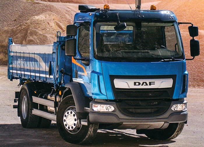 DAF LF 230 / 260 / 290 / 320 FA Construction