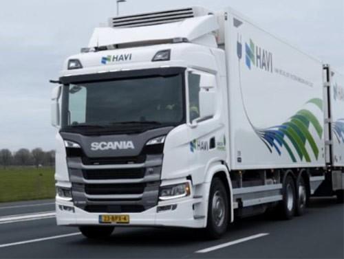 Scania G360 Hybrid DB6x2*4