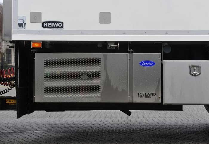 Carrier Iceland Twincool