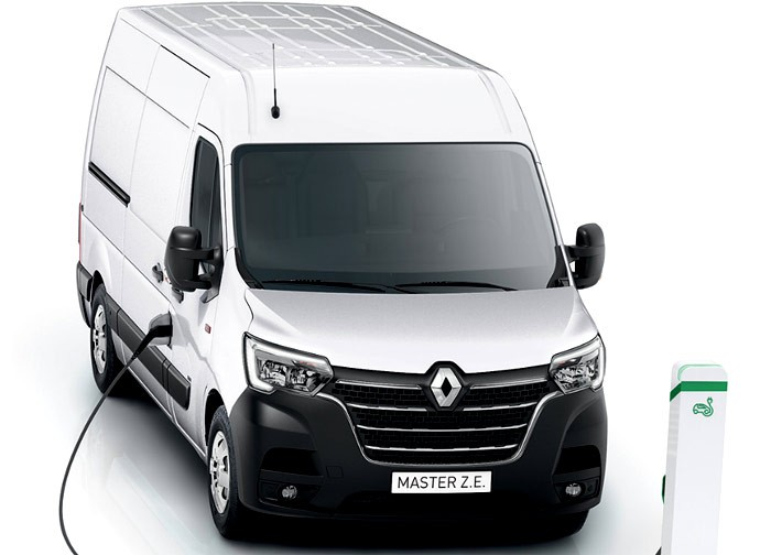 Renault Master ZE 3,1t / 3,5t