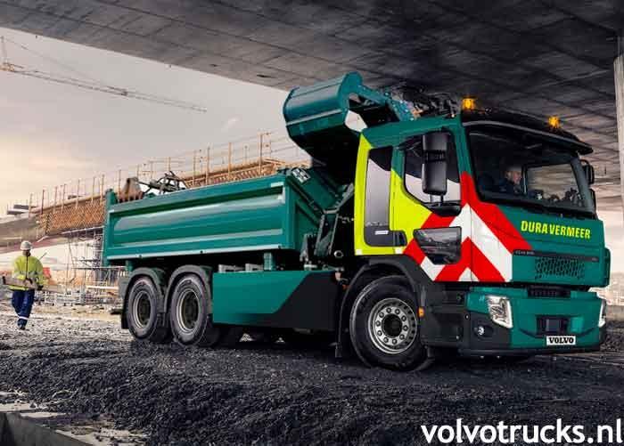 Volvo Trucks neemt vlucht naar voren met CO2-neutraal transport