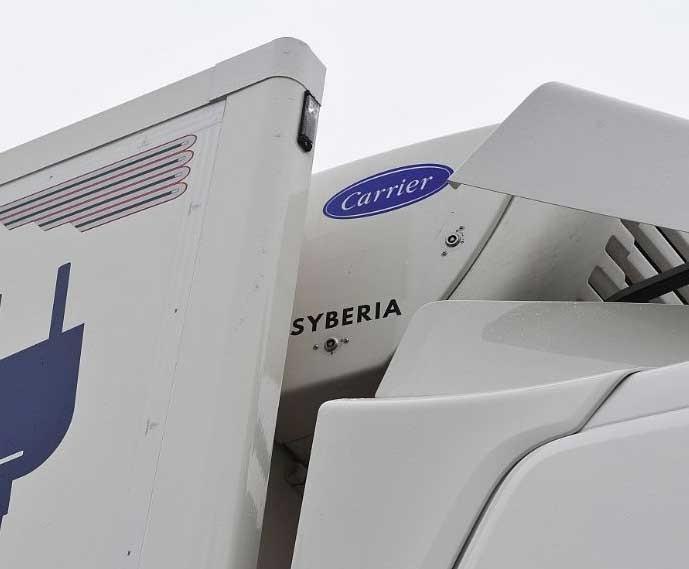 Carrier Siberia