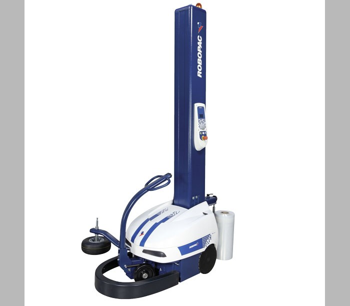 Robopac Robot Master R80 FRD — robot-foliewikkelaar