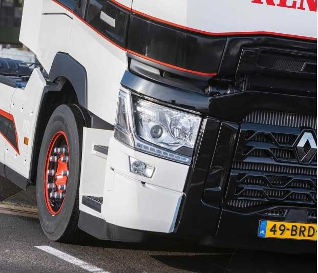 Renault Trucks T High - Driver Edition — truck propvol luxe