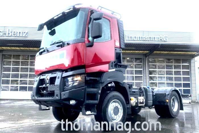 Renault Trucks K 520 4x4