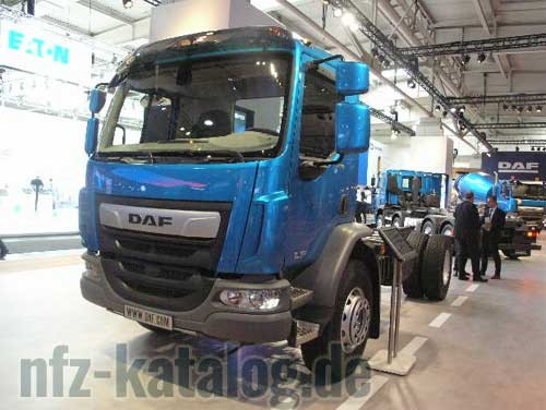 DAF Trucks hat seine Position im Jahr 2020 gestärkt —  in immer mehr Ländern aktiv