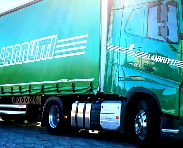 Die Lannutti Group bestellt tausend Volvo FHs